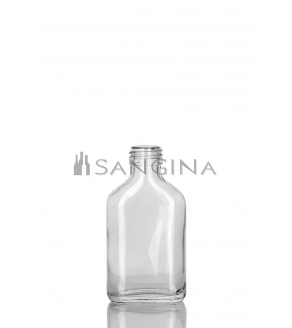 100ml Glasflaschen FLACH