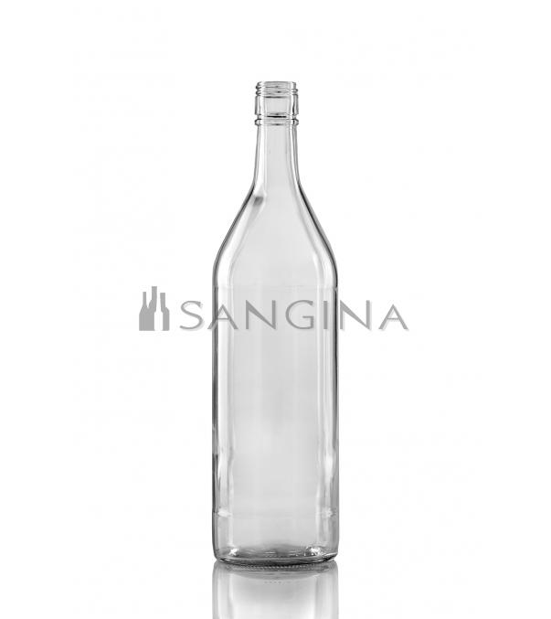 1000 ml stikliniai buteliai su 30 mm kakliuku