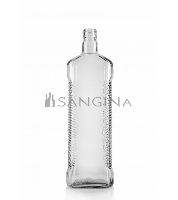 1000 ml. stikliniai buteliai Tower Screw