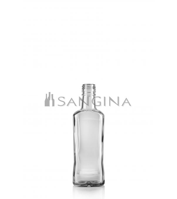 200 ml. stikliniai buteliai Flask