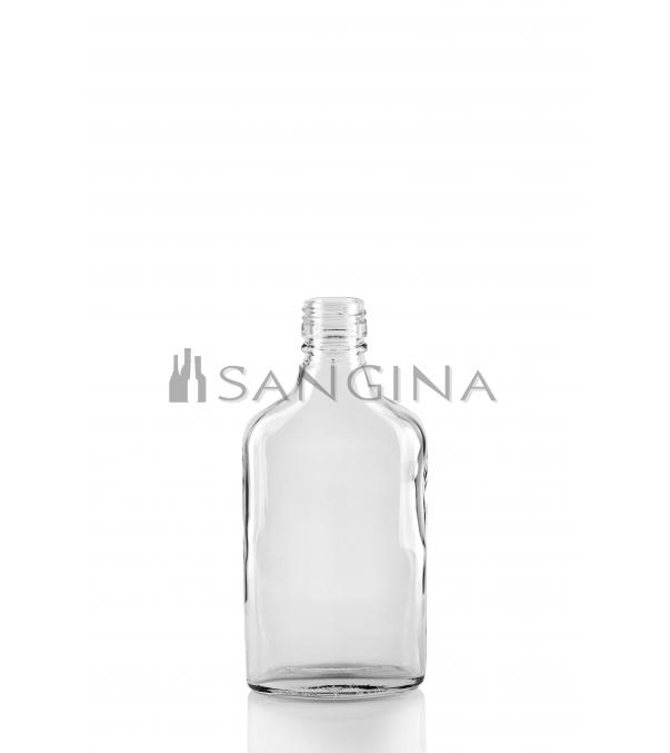200 ml glasflaskor PLATT