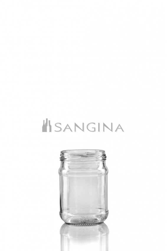 250 ml stiklainiai