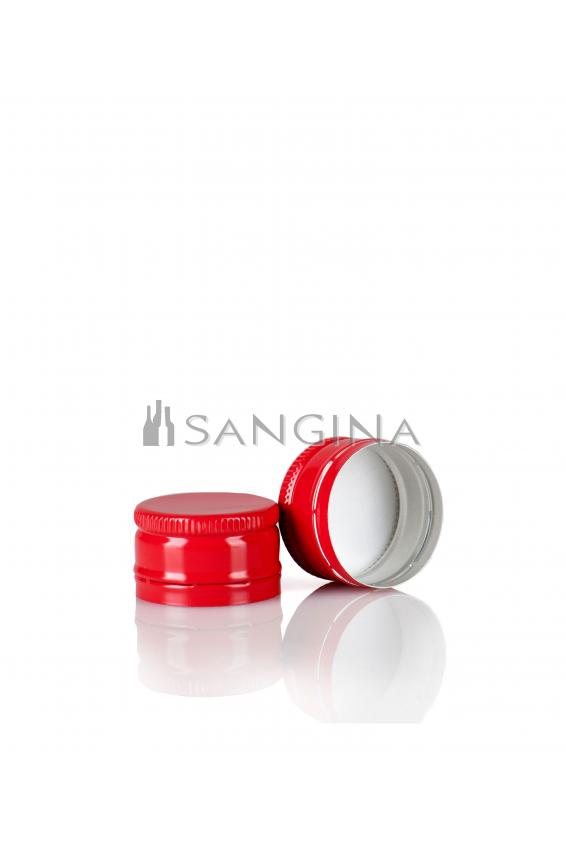28 mm x 18 mm Czerwony