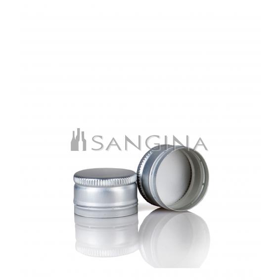 28 mm x 18 mm Silberne