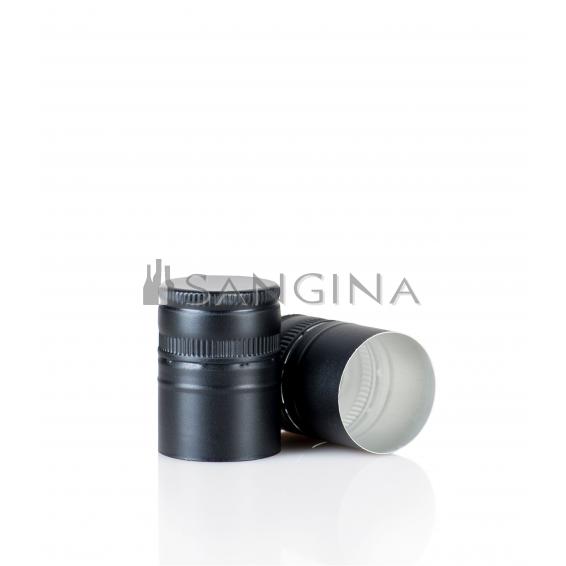 28 mm x 38 mm Matt-schwarze