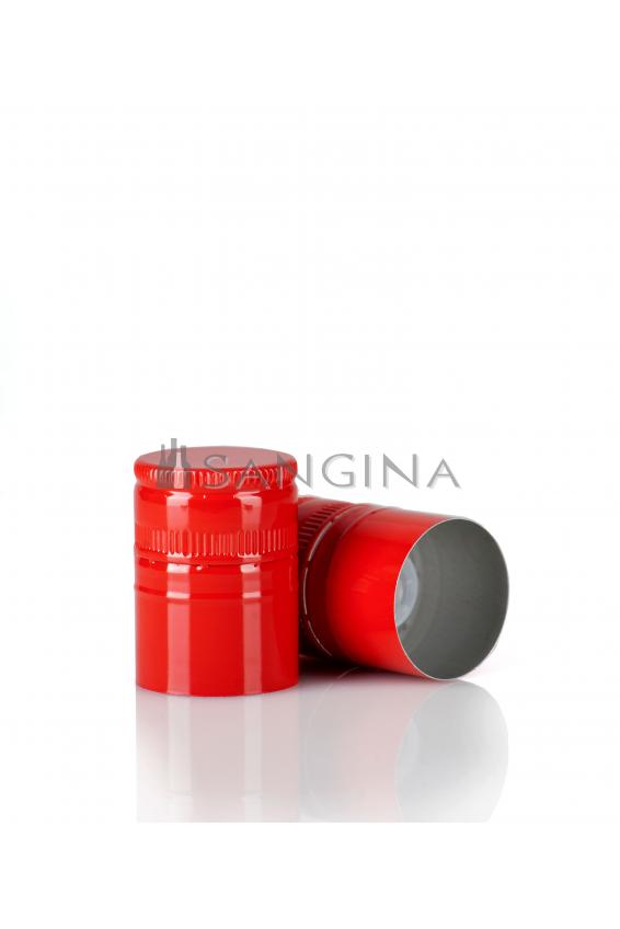 28 mm x 38 mm Punane