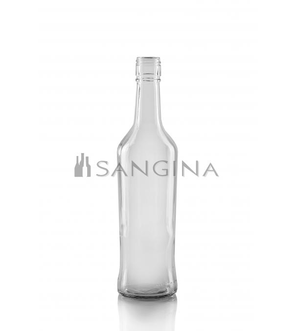500 ml. stikliniai buteliai Chlebnaja