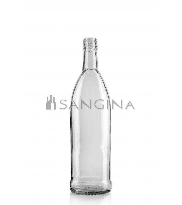 500 ml. stikliniai buteliai Lepestok