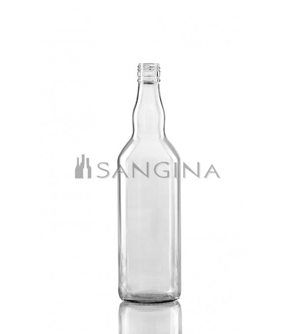 700 ml glass bottles Monopol